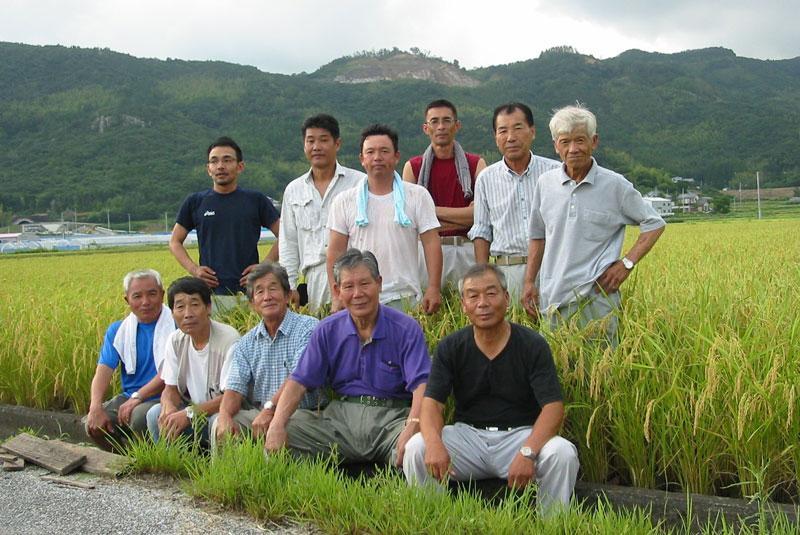 高知県香南市のライスファミリー