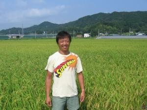 S160720村上さんと田んぼ