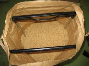 S色選後の玄米
